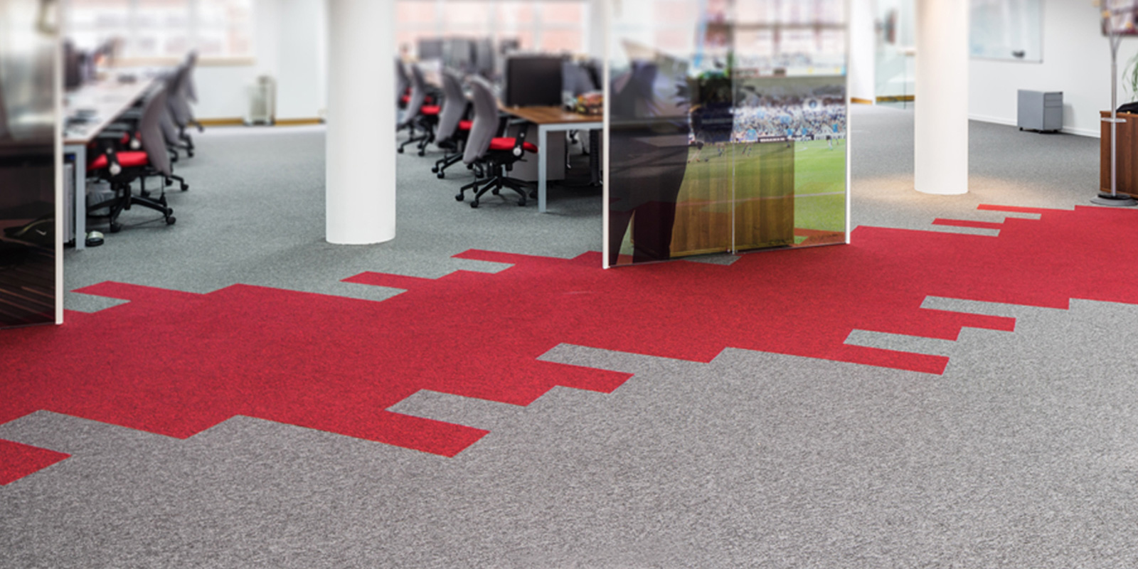 Sirocco Carpet Tiles